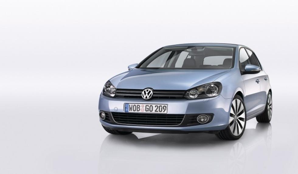 Här är nya VW Golf!