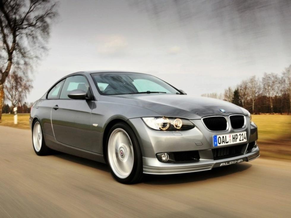 Nya BMW Alpina D3