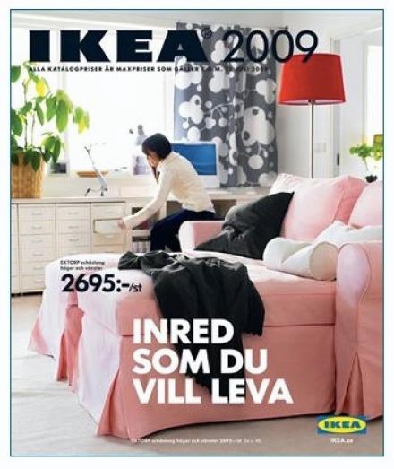 Runda former på Ikea i vår. Lampan Knubbig är riktigt