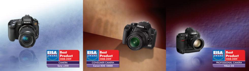 Årets kameror utsedda