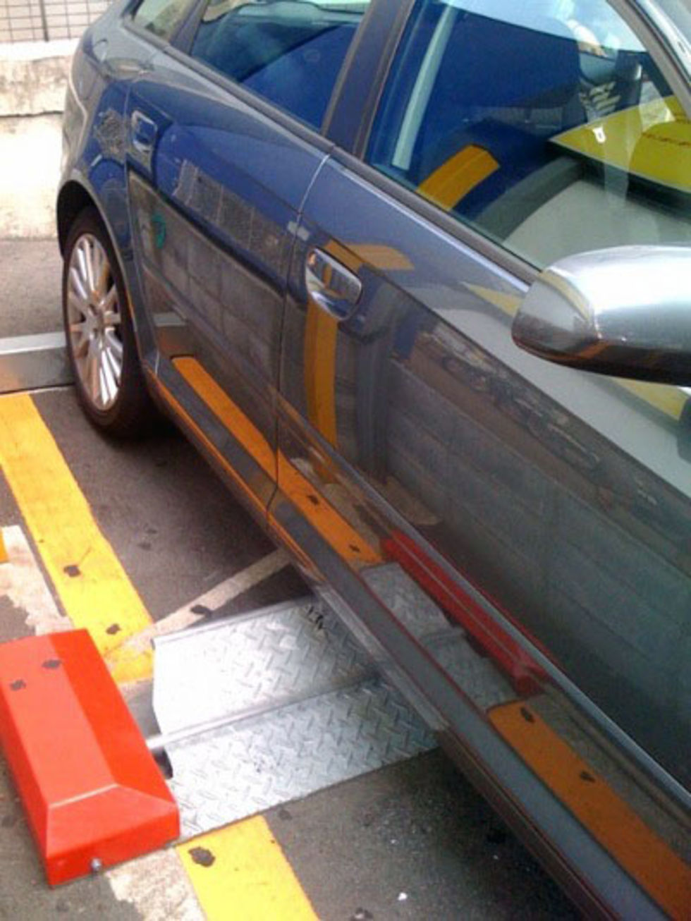 Så får de betalt för parkering i Tokyo