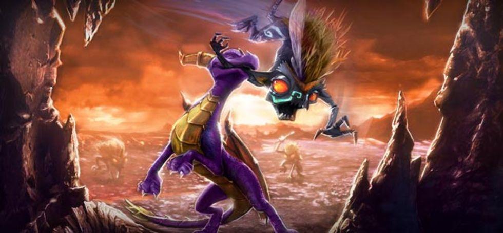Crash och Spyro om ett par månader
