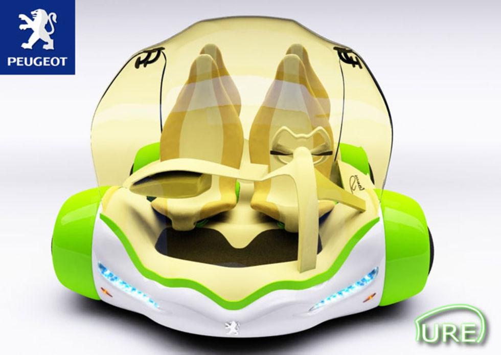 Finalister klara i Peugeots designtävling