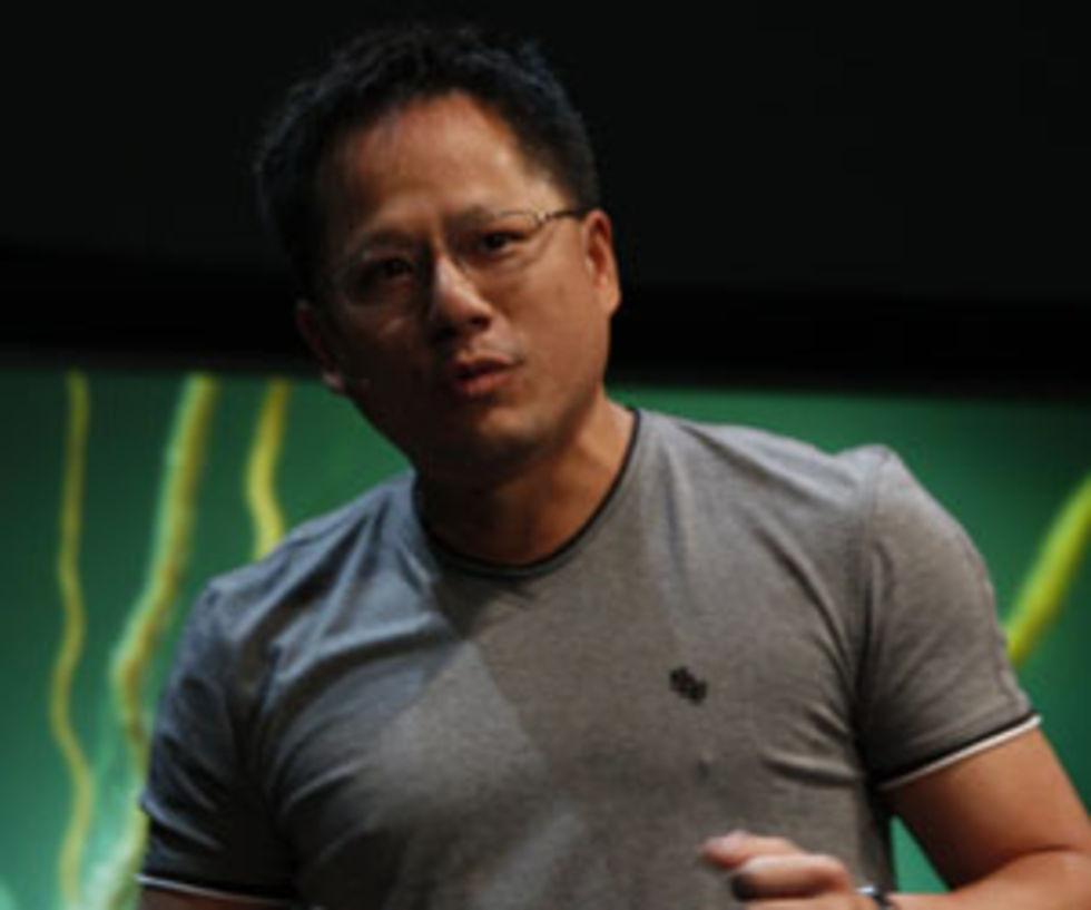 Huang talar om Larrabee