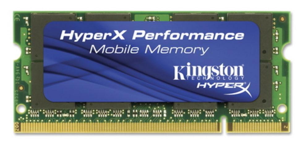 Kingston kommer med low-latency DDR2-800 RAM