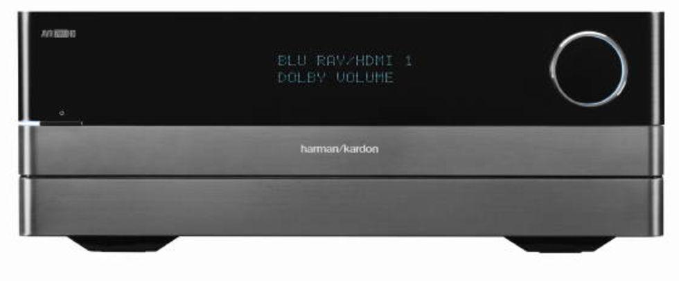 Harman Kardon AVR 7550HD - 7.2-receiver