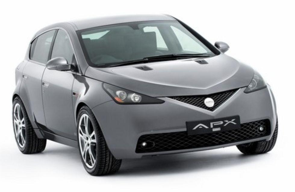 Lotus visar elbilskoncept