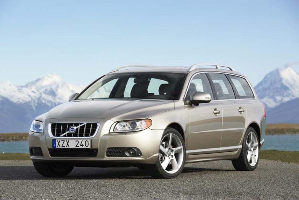 Allt om nya Volvo V70