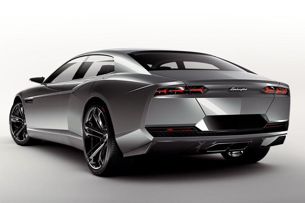 Premiär för Lamborghini Estoque Concept. Italiensk GT med ...