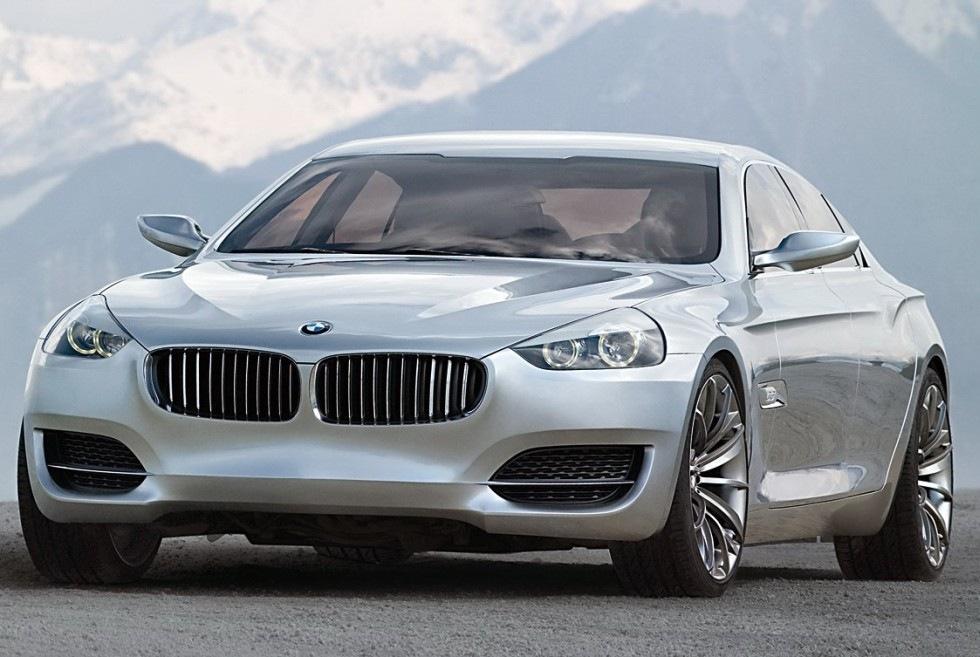 BMW Concept CS blir inte av