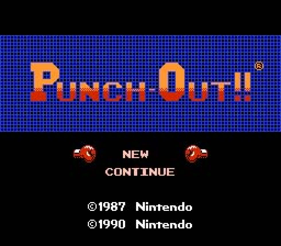 Punch-Out till Virtual Console