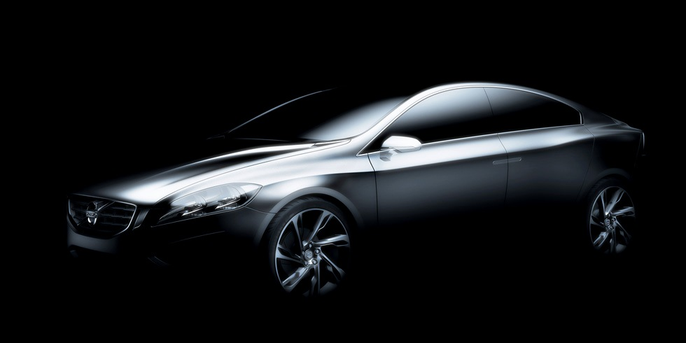 Smygpremiär för S60 Concept