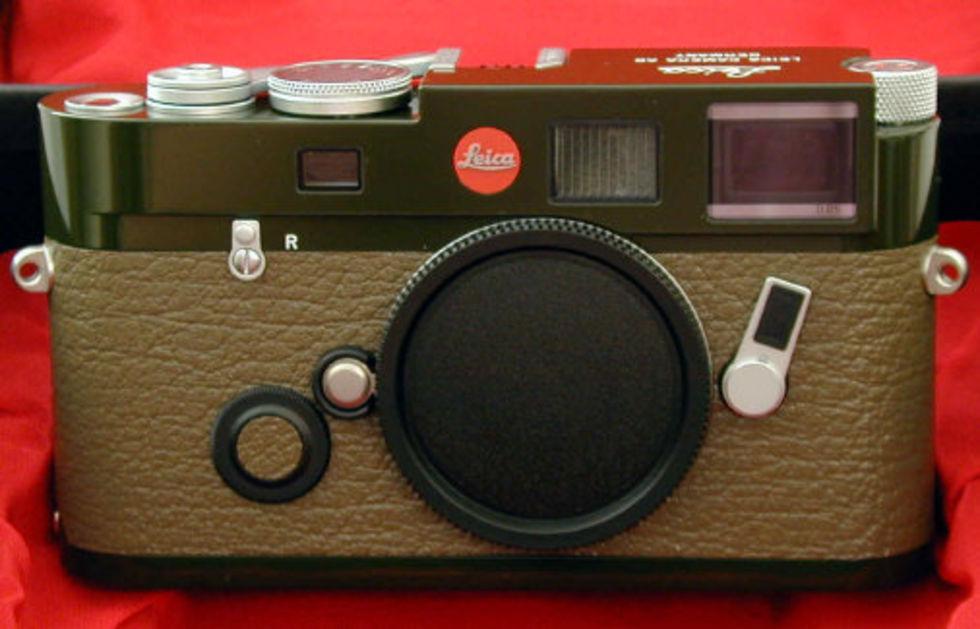 Rykte: 2 pimpade Leicas på gång
