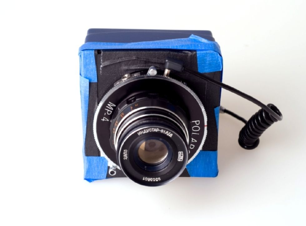 Bygg din egen Leica