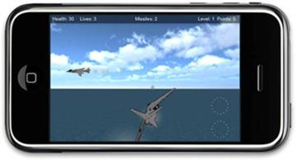 AirFight, nytt svenskutvecklat spel till iPhone