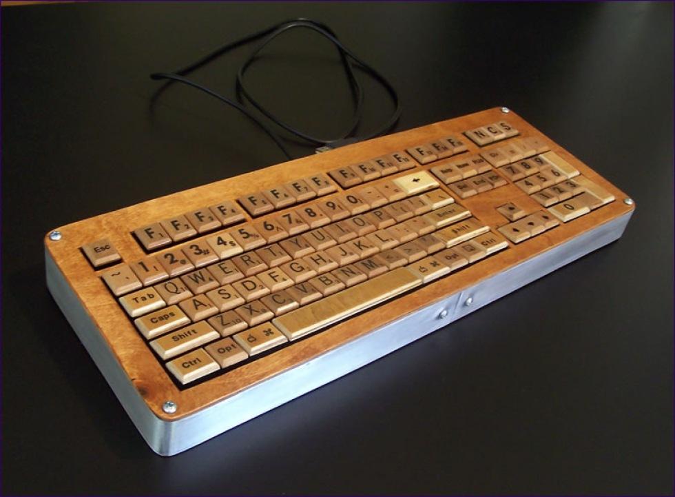 Alfapet - nu som tangentbord
