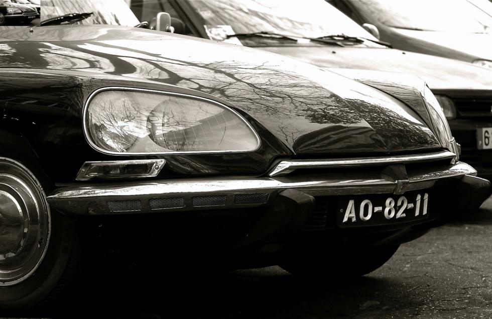 Världens vackraste bil?