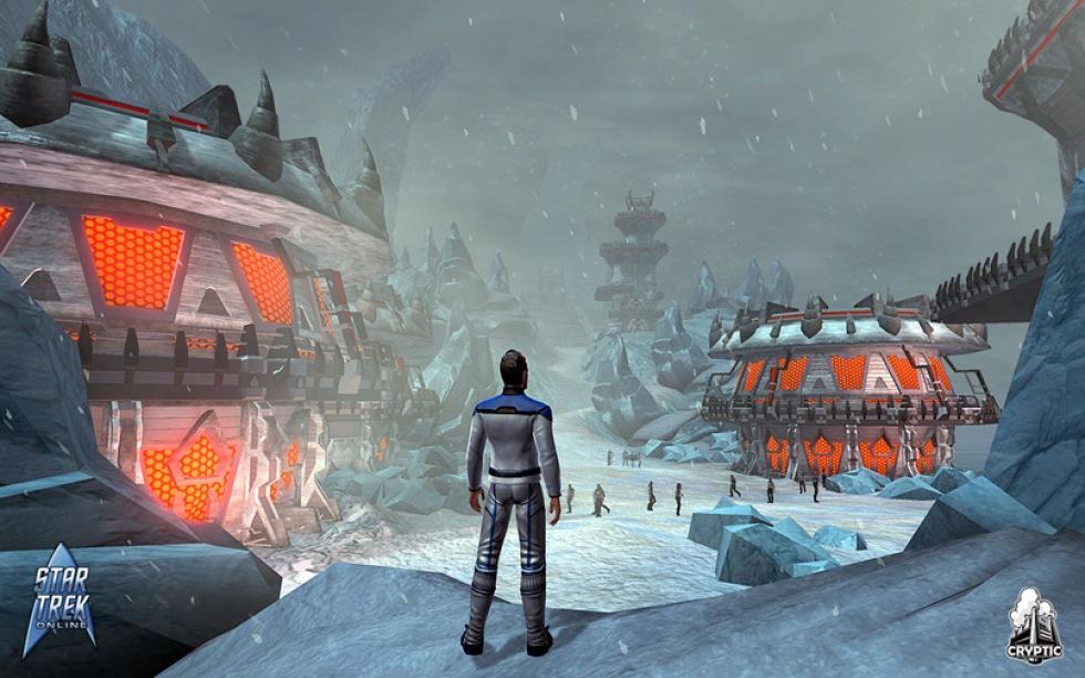 Bilder från Star Trek Online