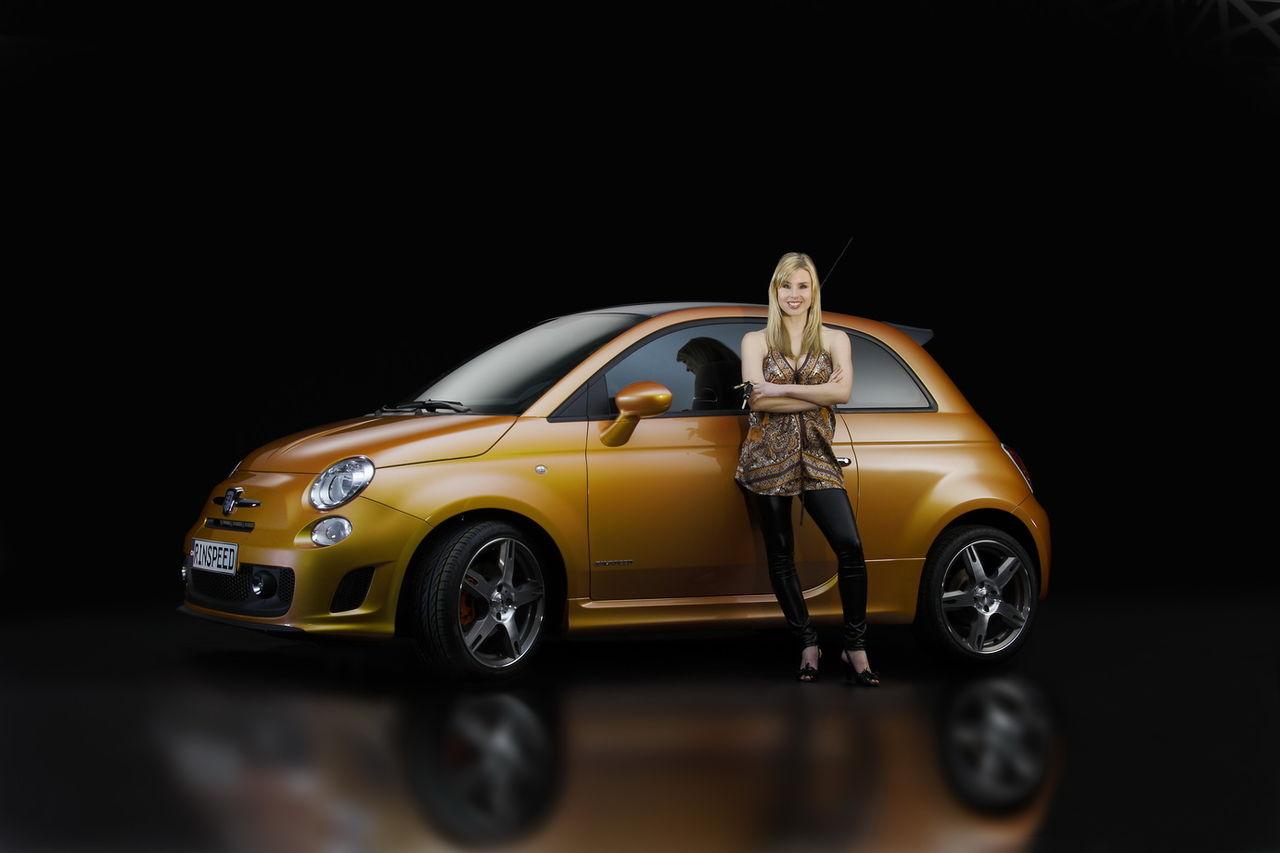 Liten Fiat med dubbla personligheter