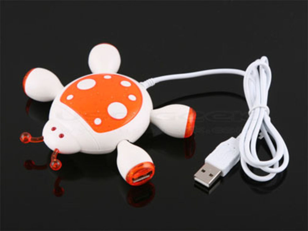 Dagens USB-hubb