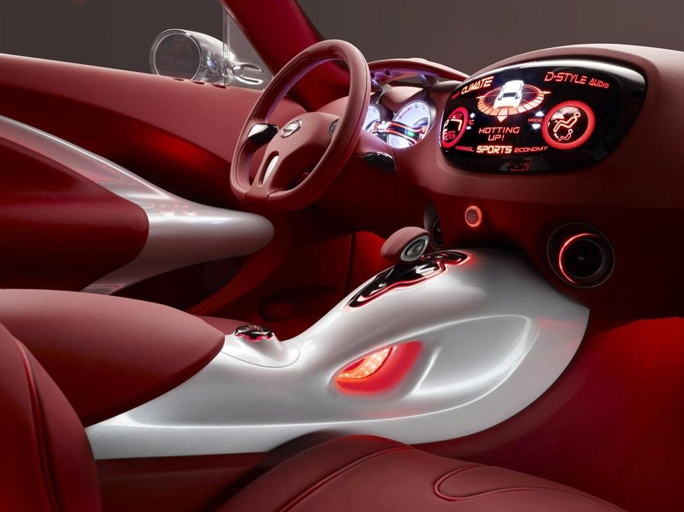 Nissan Qazana - en bulle på hjul