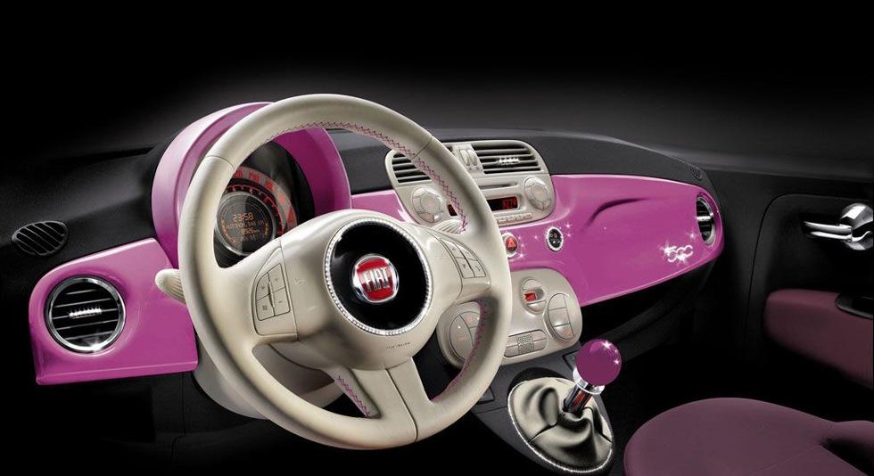 barbie fyller 50 år När Barbie fyller 50 firar Fiat. Med en rosa 500 | Feber / Bil barbie fyller 50 år