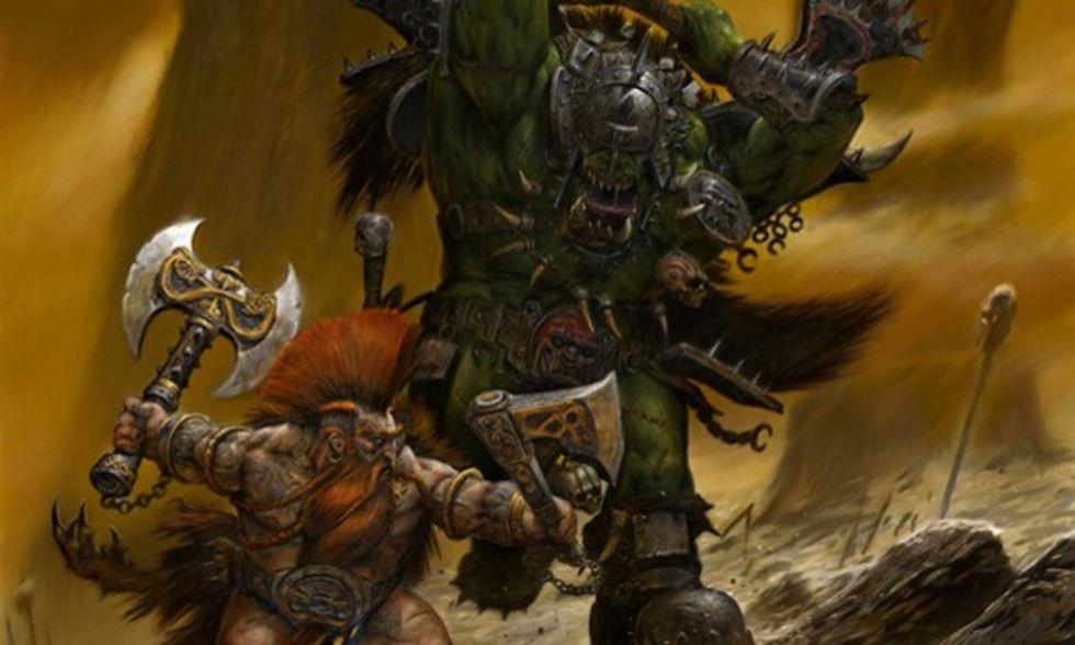 Prova Warhammer Online