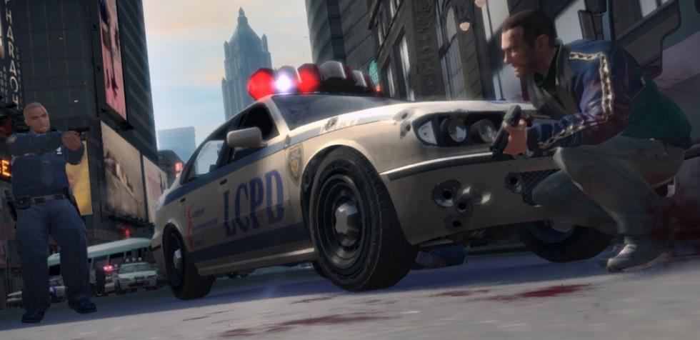 Grand Theft Auto IV årets spel på Dataspelsgalan