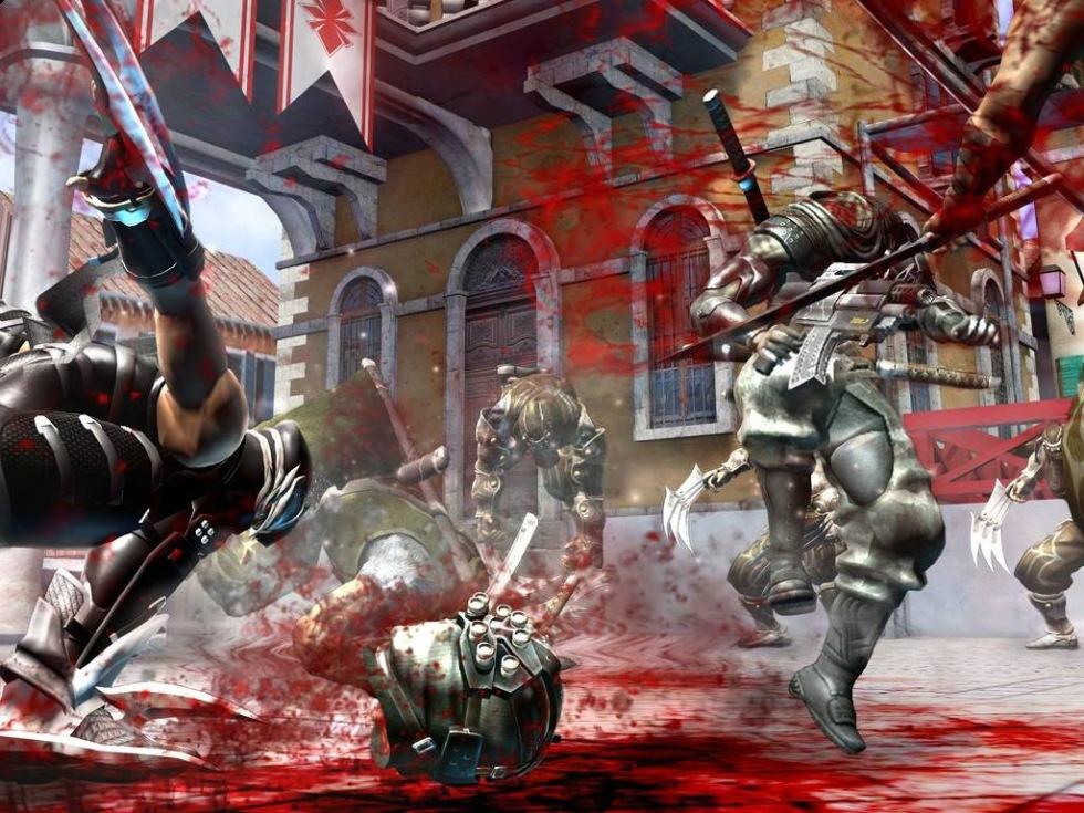 Ninja Gaiden 2 kommer till PS3